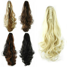 Scrolls wigs Horsetail Wigs Gradient Color Long Straight Cosplay Fashion Wigs