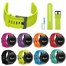 Newest Silicone Bracelet Watch Band Strap Replacement For Suunto Traverse