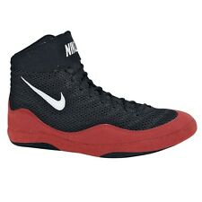 Nike Inflict Wrestling Shoe - Black/Red 325256-014