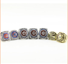 1907 1908 2017 CHICAGO CUBS BASEBALL  CHAMPIONSHIP RING