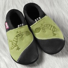 Pololo Soft Baby Leather Shoe Gecko