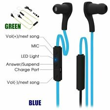 Bluetooth 4.1 Wireless Stereo Earphone Earbuds Sport Headset Heavy Mega Bass XP