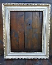 Classic compo ornate wood frame, silver frame,wedding frame,custom picture frame