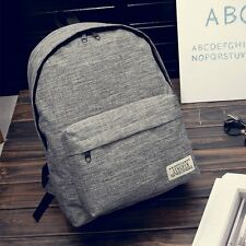 Fashion Travel Canvas Chest Package Men Women Bags Backpack Laptop Business Bag