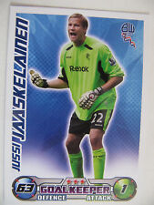 Topps Match Attax Trading Cards 2008/09: Bolton (Choose Player from List)