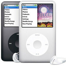 Apple iPod Classic 5th, 6th, 7th Generation - Used - 30GB 60GB 80GB 120GB 160GB