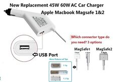 45W 60W Car Charger Power Supply Adapter Apple MacBook air Pro1 & 2 replacement