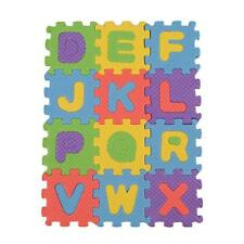 Mini 36pcs Puzzle Kid Toy Alphabet A-Z Letters Numeral Foam Mat New C