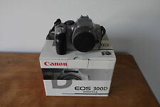 Canon EOS 300D / Digital SLR Camera USED IN BOX (Body Only)