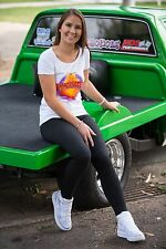 Official Street Machine SUMMERNATS 30! Ladies Event Tee! Black or White