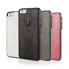 PU LEATHER CROCODILE SKIN STYLE COVER CASE for iPHONE 5 6 7 PLUS