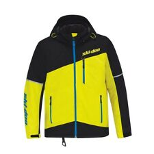 2018 Ski-Doo MCode Jacket - Sunburst Yellow
