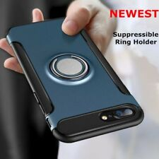 New For iPhone 7 6 6s Plus Luxury Shockproof Hybrid Rubber Hard Armor Case Cover