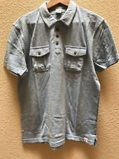NWT Mens Lucky Brand Double Pocket Polo Style Shirt. M-L-XL-2XL. Assorted Colors