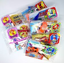 Pre filled children / Kids party bags parcels - ready made boys girls PAW Patrol