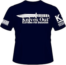 Knives Out Clothing I T-Shirt I xXx I sXe I New I Diehard I Hardcore I Vegan