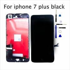 For iPhone 7 Plus Black LCD Display Touch Screen Digitizer Replacement