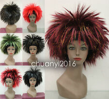 New Fashion Explosive Wig Afro Cosplay Anime Carnival Cosplay Party Wigs+Wig Cap