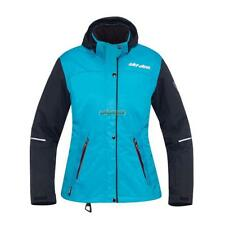 Ski-Doo Ladies Mcode Jacket with insulation - Teal/Black