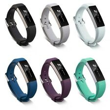 Silicon FitBit Replacement Bands Wrist Band WristBand For FitBit Alta / Alta HR
