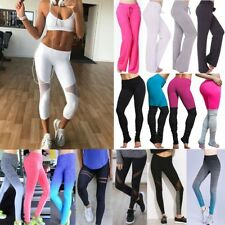 Fashion Women Yoga Workout Gym Legging Fitness Sport Trouser Athletic Pants HOT