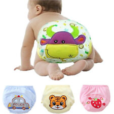 New Baby Diaper Reusable Washable Cloth Nappy Diaper Covers Potty Training Pants