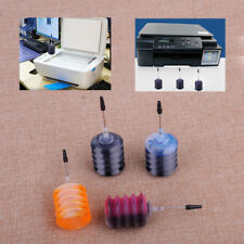 30ml Universal Generic Ink Cartridge Refill Kit Fit for HP Canon Dell 5cmx3.5cm