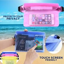 Waterproof New Waist Pouch Bag Underwater Dry Case Cover for iPhone Cell Phone