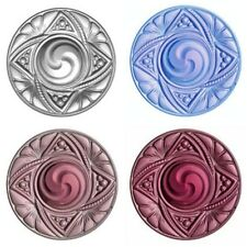 Victorian 40mm Swirl Glass Jewel for Stained Glass - 5 Colors Available!
