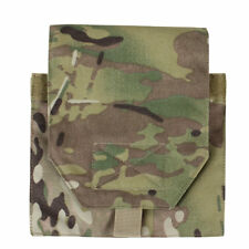 "Condor Crye MULTICAM 2p VAS Side Plate Pouch 6""x8"" Body Armor Panels Hook & Loop"