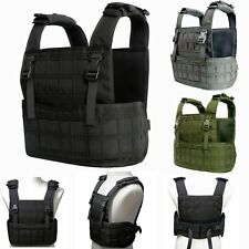 Detachable Tactical Modular CPC Vest CS Game Hunting Police SWAT Military Molle