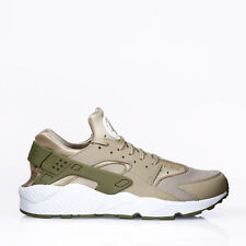 MENS NIKE AIR HUARACHE KHAKI / MEDIUM OLIVE RUNNING SHOE MEN'S SELECT YOUR SIZE