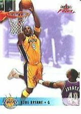2003 Fleer Focus Kobe Bryant #22 Los Angeles Lakers Basketball Card