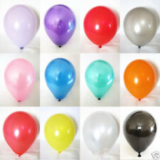 "12"" HELIUM Latex Air Balloons Party Supplies Happy Wedding Birthday Decorations"