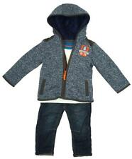 Boys Baby Toddler 3 Piece Beyond Cool Hoody Jeans & Top Set Newborn to 24 Months