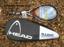 New Head Ti.Laser CZ XL comfort zone tennis strung racket 1/8, 1/4, 3/8 5/8