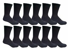6 Pair Of excell King Size Mens Diabetic Neuropathy Socks, Sock Size 13-16