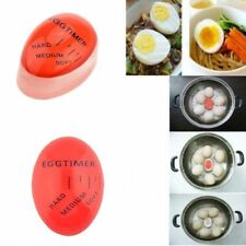 Egg Perfect Color Changing Timer Yummy Soft Hard Boiled Eggs Cooking Kitchen KY