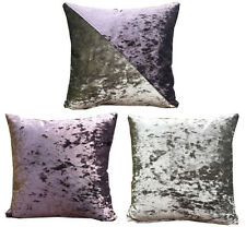 Scatter cushions / Luxury Crushed Velvet / Super Soft Scatter Cushion / Covers