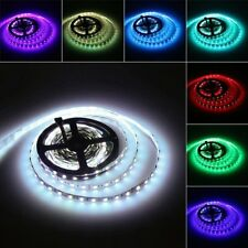300 LEDs 5M 16ft LED Sticky Strip 5050 SMD Non-Waterproof 12V Flexible Light