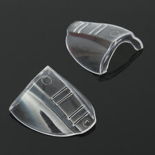 1-10 Pair Protective Side Shields Safty for Myopic Glasses Goggles Flap Clip