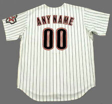 "HOUSTON ASTROS 2004 Majestic Throwback Home ""Customized"" Baseball Jersey"