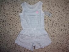 Carters One Piece Baby Girls Size NB,9,12,18 and 24 Months