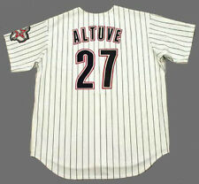 JOSE ALTUVE Houston Astros 2012 Majestic Throwback Home Baseball Jersey