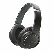 Sony MDR-ZX770BN Wireless and Noise Cancelling Headphones Black or Blue