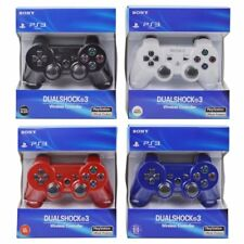 2 Pcs Wireless Bluetooth For Sony PS3 PlayStation3 Game Controller FULL COLOR