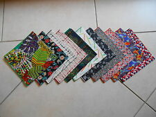 LIBERTY HANDKERCHIEF -  POCKET SQUARES - TANA LAWN - NEW DESIGNS - MADE IN AUST.