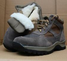 Mens Outdoor Fur Thicken Warm Snow Winter Ankle Boots Non-slip Casual Shoes