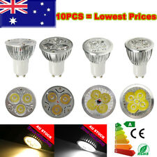 LED Light 9W MR16 GU10 bulbs downlight spotlight globes COOL/WARM WHITE Lighting