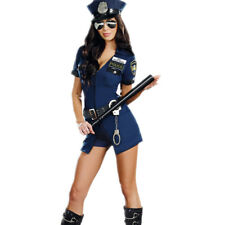 Sexy Police Women Costume Cop Outfits Adult Woman Policemen Cosplay Policewoman